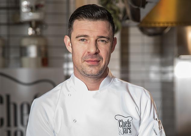 Chef Alex Frimer