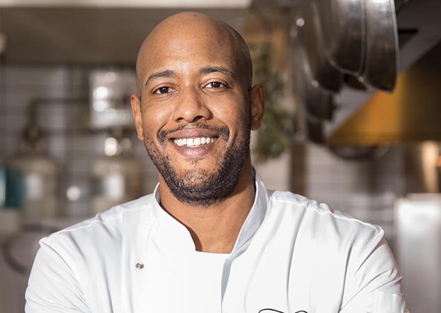 Chef Kareem Roberts
