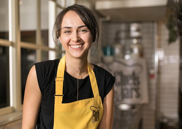 Chef Laura Grosch