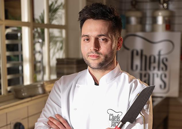 Chef Peter Angyal