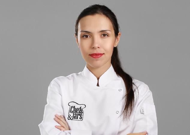 Chef Dinara Kasko