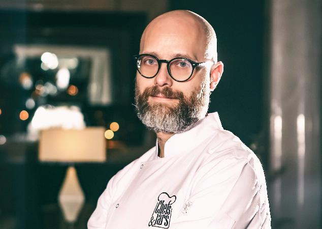 Chef Luca Rosati