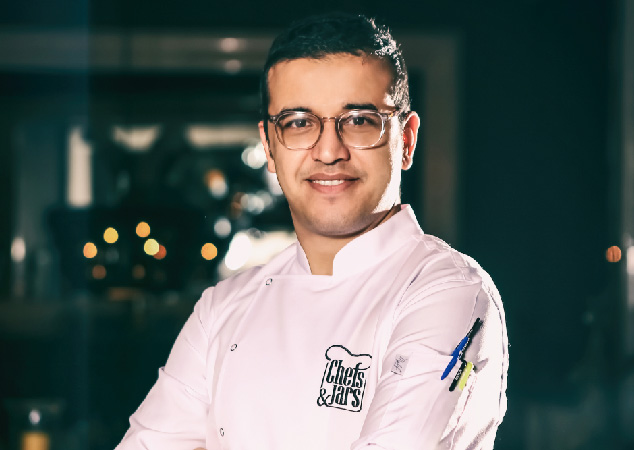 Chef Sezer Deniz